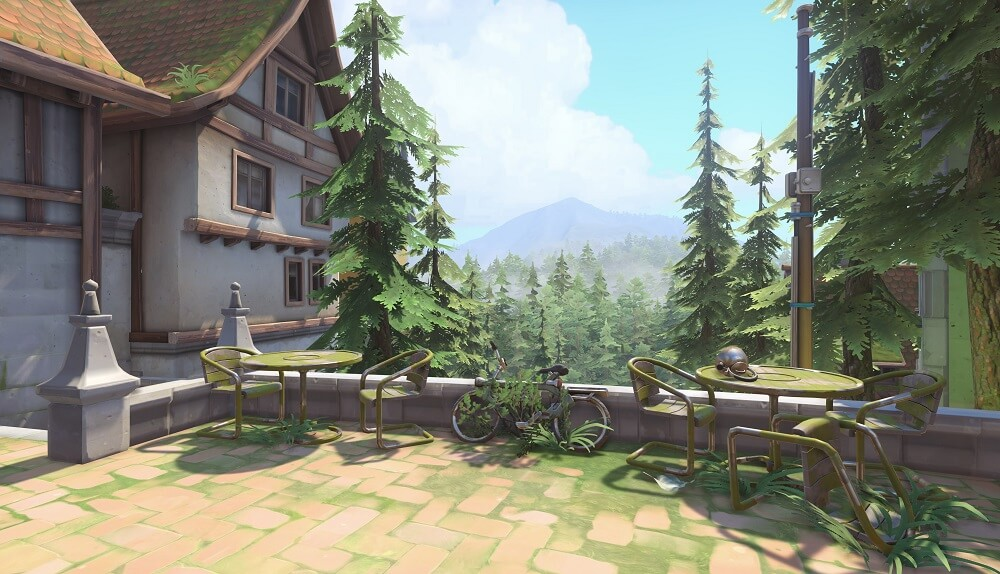 Új Overwatch map: Eichenwalde