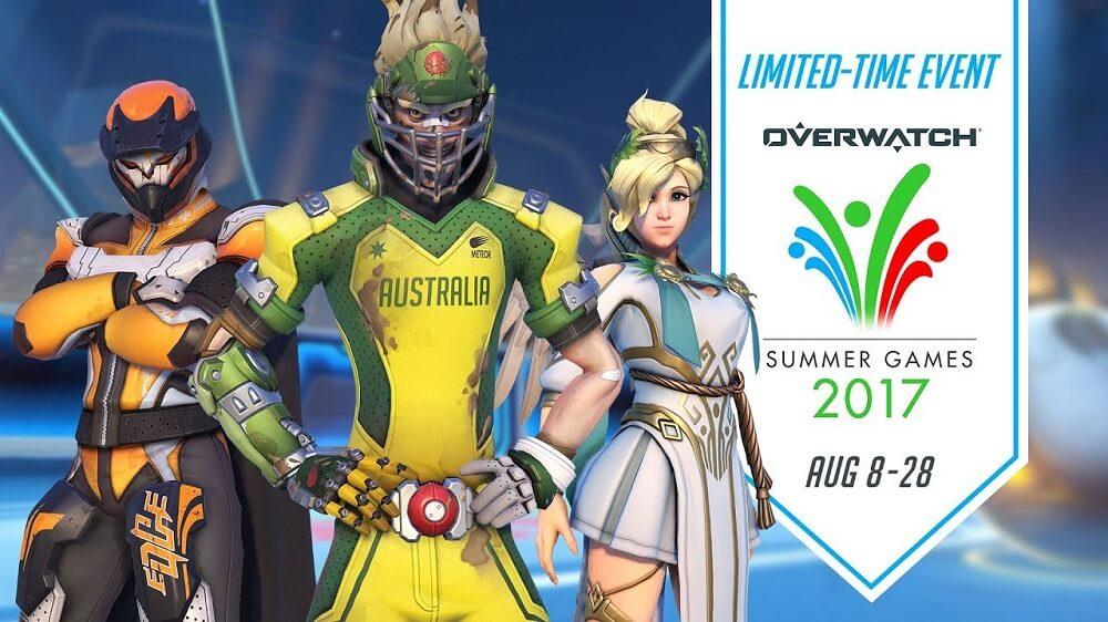 Visszatért a Summer Games (augusztus 8. - 26.)