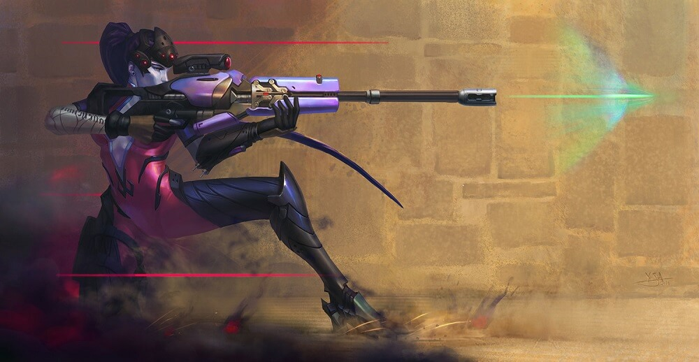 Widowmaker artwork
