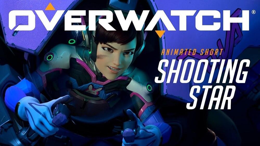 """Overwatch animált rövidfilm: """"Shooting Star"""" (magyar felirattal)"""