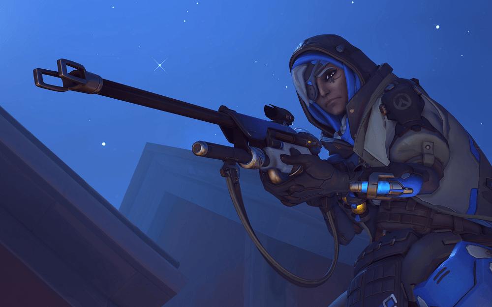 Új Overwatch hős érkezik: Ana