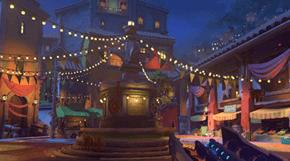 Overwatch Dorado térkép