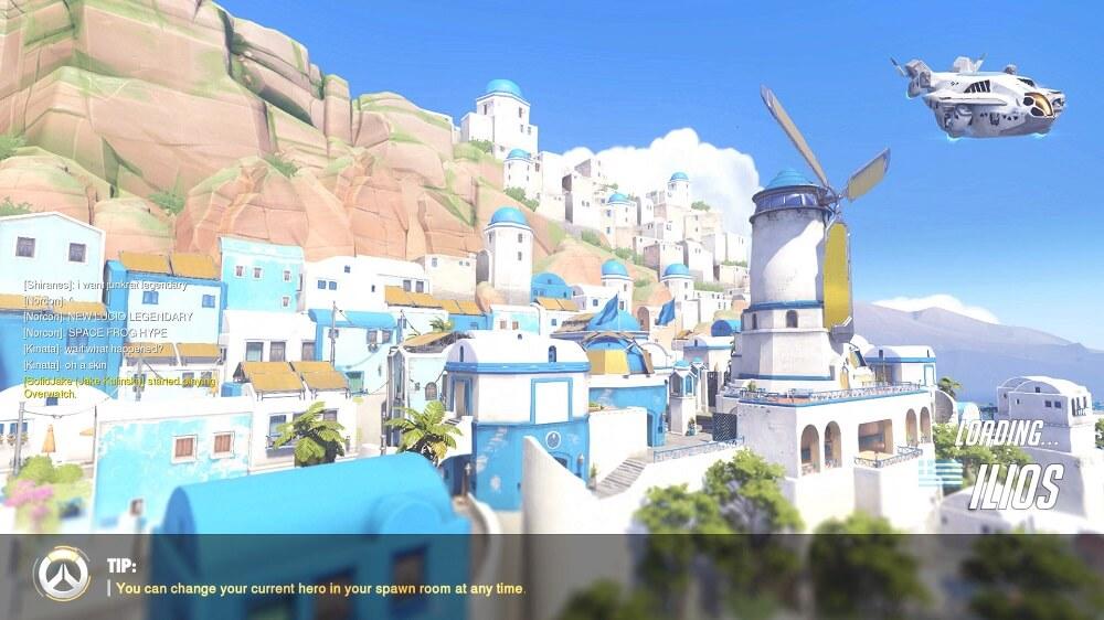 Új skin-ek, új map: Iliois