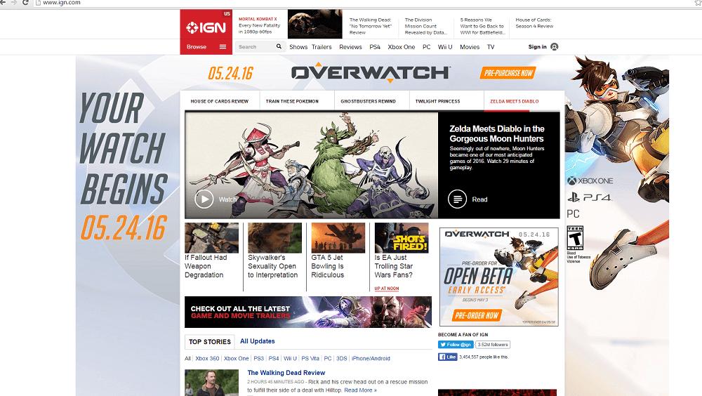 Overwatch megjelenési dátum: 2016. Május 24