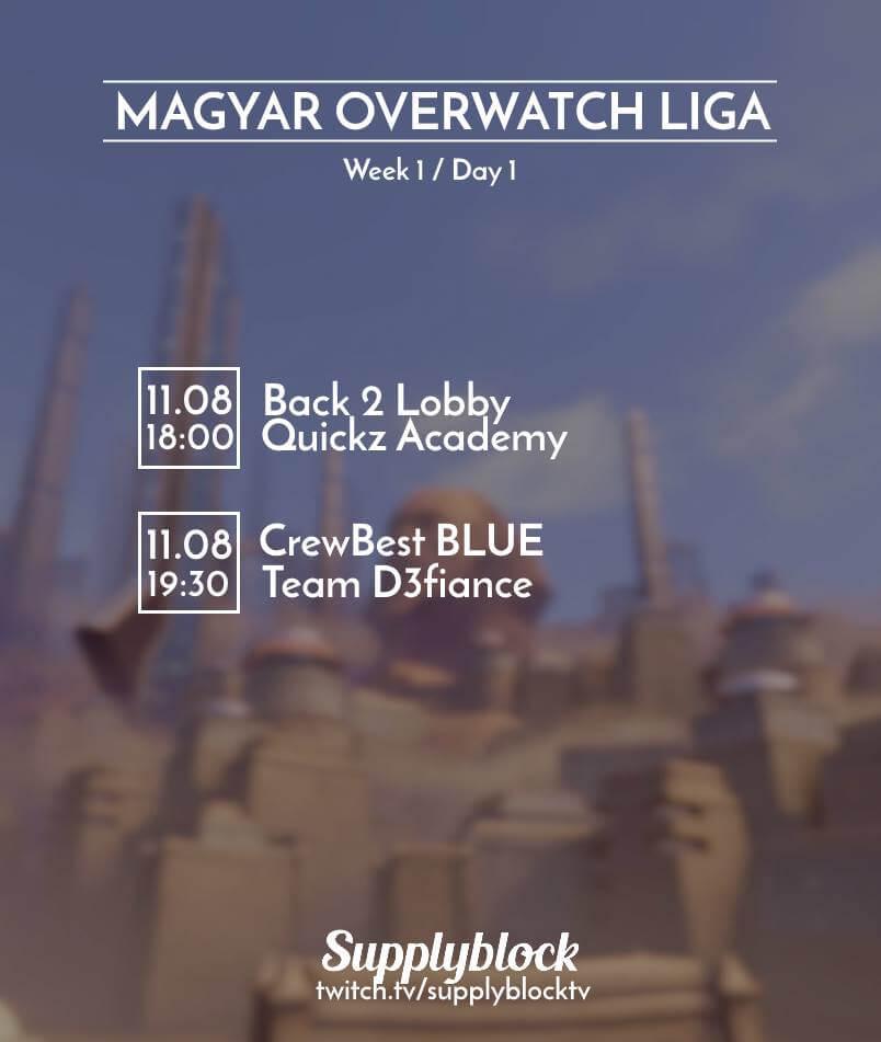 Overwatch liga
