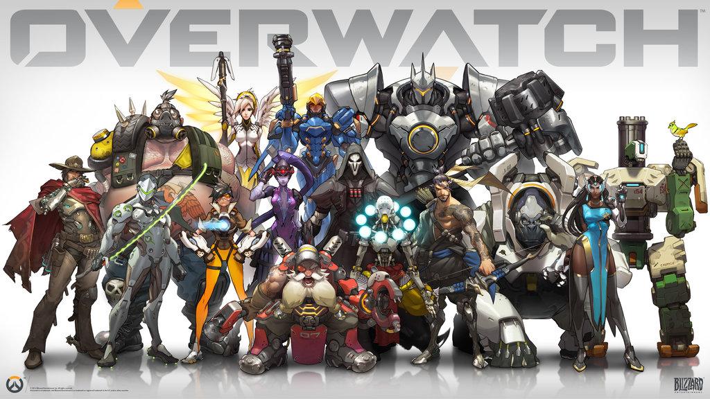 Overwatch hősök